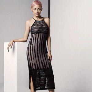 House of Harlow Midi Dress Size XS